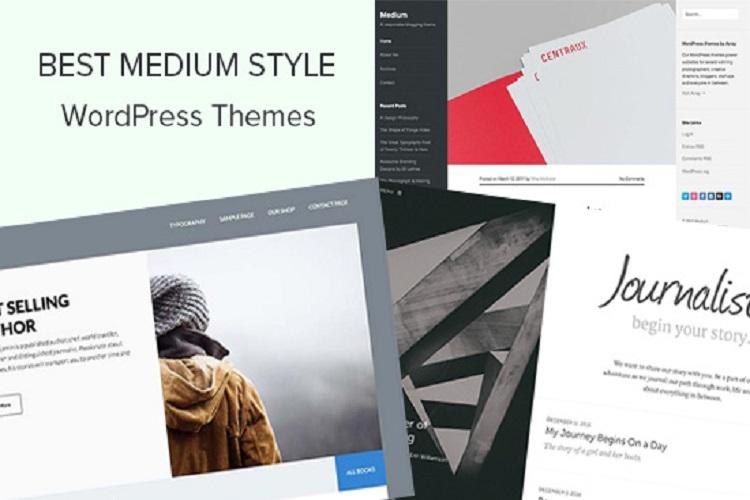En İyi Orta-Stil WordPress Temaları