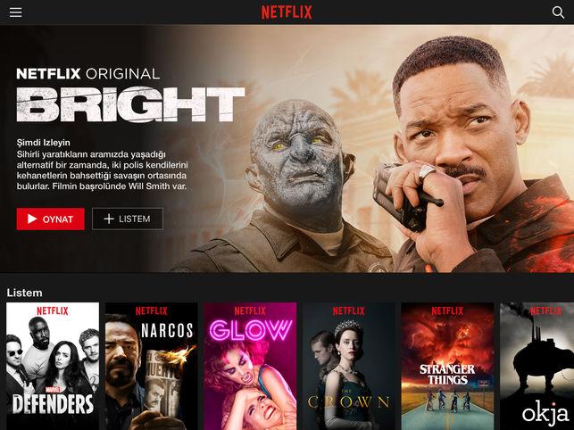 Mac'te Netflix'in indirilmesi, ekran kayıt yazılımı gerektirir.