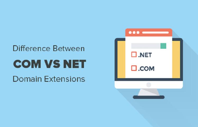 Net ile Com Arasındaki Fark nedir