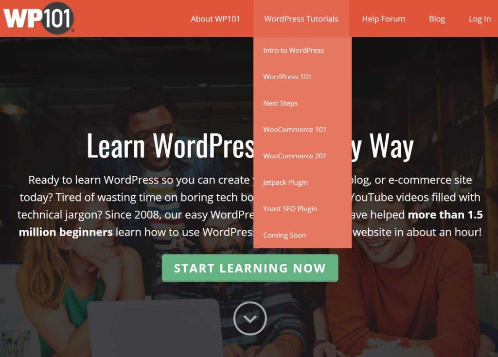 WordPress eğitimlerini öğrenin