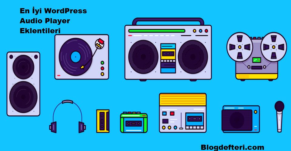 En İyi WordPress Audio Player Eklentileri