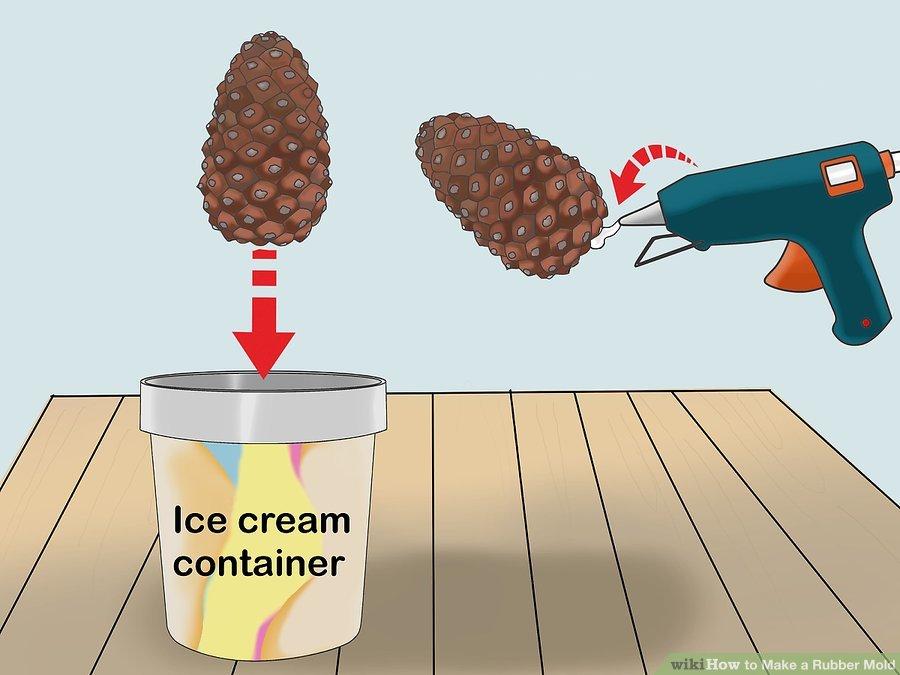 Kauçuk Kalıbı Hazırlamak