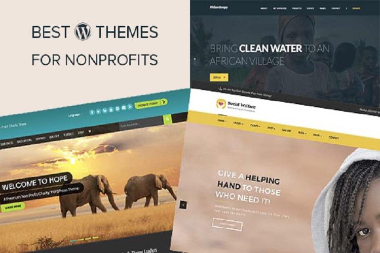 Sivil Toplum Kuruluşları için En İyi WordPress Temaları
