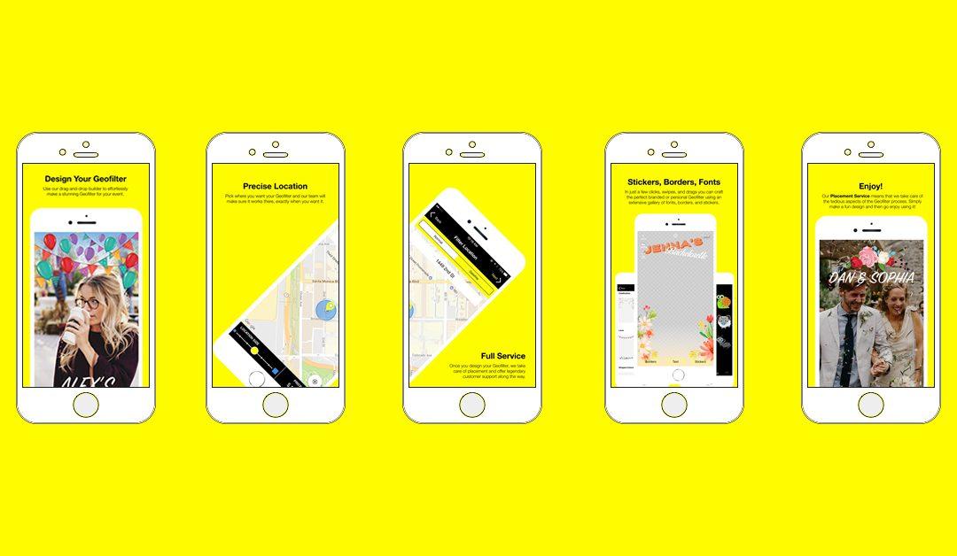 Snapchat Geofilter Nasıl Yapılır