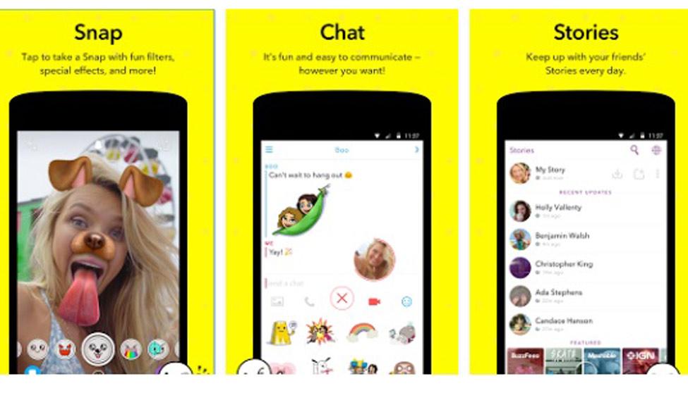 Snapchat Hakkında Bilmeniz Gereken Her Şey
