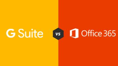 G Suite vs Office 365 Karşılaştırma