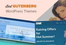 En İyi 25 Gutenberg Dostu WordPress Temaları (2019)