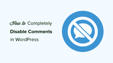 WordPress'te Yorumlar Nasıl Devre Dışı Bırakılır