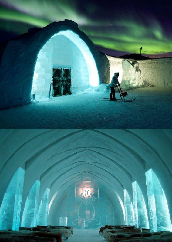 IceHotel, İsveç