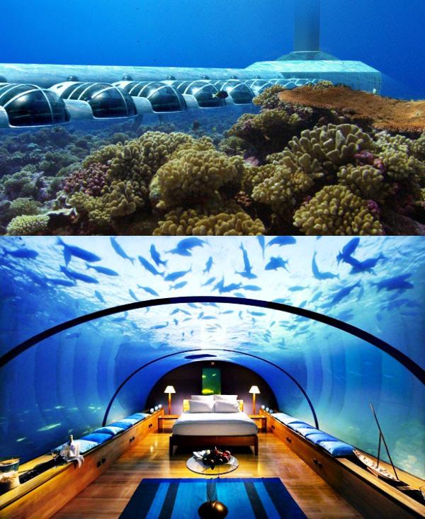 Poseidon Denizaltı Resort, Fiji