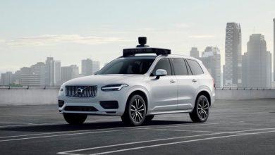 Volvo ve Uber'in kendi kendini süren üretim aracı yola çıktı