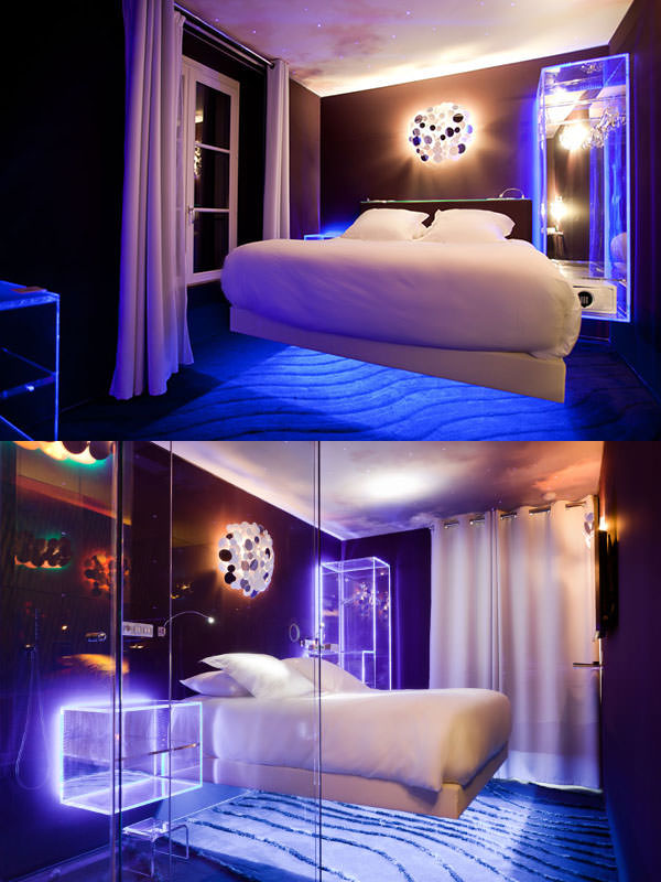 Seven Hotel Paris, Fransa